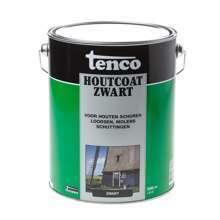 Afbeeldingen van Tenco Houtcoat zwart 5 liter