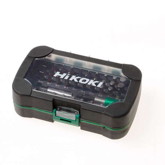 Afbeelding van Hikoki Bitset divers lengte 25mm 60-delig